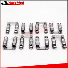 8 Pairs New Retro-Fit Hydraulic Roller Lifter Fit Ford 302 289 221 400 351 351W