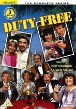 DUTY FREE - THE COMPLETE SERIES - DVD - REGION 2 UK