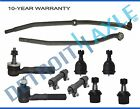 Brand New 10pc Complete Front Suspension Kit 2003 - 2008 Dodge Ram 2500 3500 4x4
