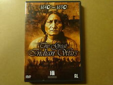 DVD / THE GREAT INDIAN WARS ( 1840 - 1890 )
