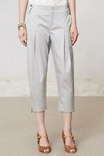 ANTHROPOLOGIE Cartonnier Taya Cropped Pants NwT size 4