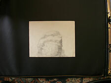 SURREAL Drawing + 3 Other Drawings bought at CHRISTIES, London in the 1970s