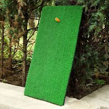 Grass Golf Mat Golf Swing Practice Mat For a Comfortable Swing Practice Exercise