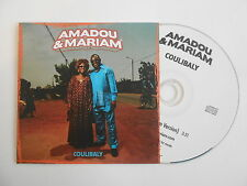 AMADOU & MARIAM : COULIBALY [ FRENCH PROMO CD SINGLE ] ~ PORT 0€