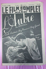 Le Film Complet du Mardi L'Autre C Lombard K Francis C Grant N°2401 1940