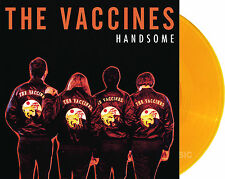"The VACCINES 7"" Handsome / Fridmann Edit ORANGE Vinyl Record 2015 NEW"
