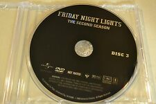 Friday Night Lights Second Season 2 Disc 3 Replacement DVD Disc Only