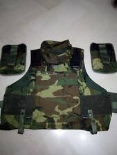SWAT Airsoft Paintball CS Caccia Tattico Combat Assault Vest Gilet Policromo