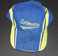 MARK WINTERBOTTOM SIGNED CAP UNFRAMED + PHOTO PROOF & C.O.A
