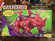 Zoids Hasbro Red Horn Mint in Box