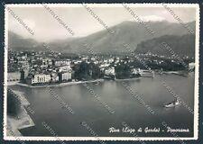 Trento Riva del Garda Foto cartolina C5901 SZA