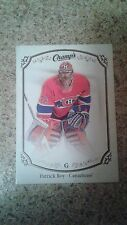 Patrick Roy upper deck champs 2015-16  SP VERY RARE