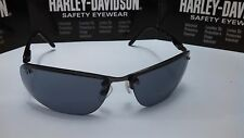 Harley Davidson Sunglasses Road King Metal Frame Gray Lens Free cord & Wiping Cl