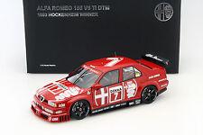 Alessandro Nannini Alfa Romeo 155 V6 #7 DTM 1993 Winner Hockenheim 1:18 AUTOart