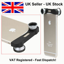 "iphone 6 Plus & 6S PLUS (5.5"") camera kit Wide Angle Macro Fisheye 3 in 1 lens"