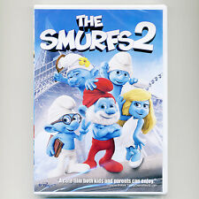 Smurfs 2 2013 PG animated family comedy movie, new DVD Neil Patrick Harris Perry