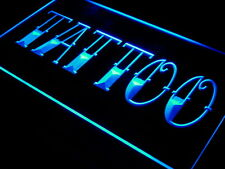 i550-b Tattoo Shop Bar Pub Art Piercing Neon Light Sign