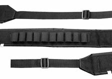 PPS Nylon M870 Sling & Shell Waist Pouch BK For Airsoft Toy Shotgun (PPS-0053)