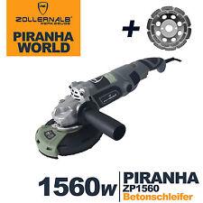 ZOLLERNALB Piranha ZP1560 125mm  Betonschleifer Sanierungsfräse Betonfräse NEU