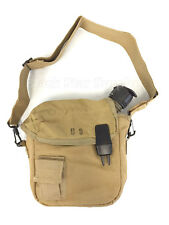 2 Quart US Army ALICE Canteen with Desert Tan Insulated Shoulder Sling Bag/Cover