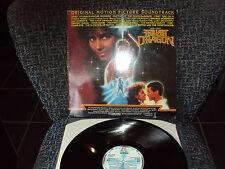 SOUNDTRACK THE LAST DRAGON LP BERRY GORDY STEVIE WONDER VANITY ALFIE DEBARGE
