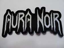 AURA NOIR  EMBROIDERED PATCH