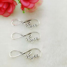 Free Ship 10pcs tibetan silver hope charms 39x15mm,
