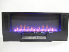 Muskoka 35in Curved Wall Mount Electric Fireplace (27862)