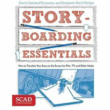 Story-Boarding - Essentials : How to Translate Your Story to the Screen for...