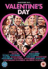 Valentine's Day (DVD, 2010) Region 2 UK NEW SEALED FREE POSTAGE