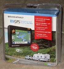 "RAND MCNALLY RVND 7715 LM 7"" RV GPS  - LIFETIME MAP UPDATES  ""BRAND NEW"""