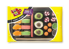 JAPANESE CANDY SUSHI TAKE AWAY KIT, SWEETS 300g.  Kids Parties, Stocking Fillers