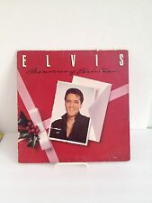 Memories Of Christmas Elvis Presley LP Album 1982 RCA