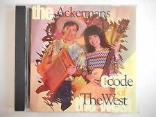 THE ACKERMANS : CODE THE WEST (country Dallas) [ CD ALBUM ] --  GRATUIT & SUIVI