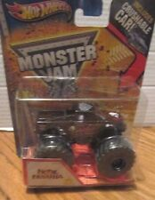 METAL MULISHA Hot Wheels MONSTER JAM 2013 with CRUSHABLE CAR RARE