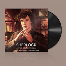 Sherlock OST Vinyl Art Edition- David Arnold & Michael Price