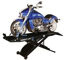 "Direct-Lift Pro-Cycle Droptail Motorcycle Lift Table Length 93""  W/Drop Out"