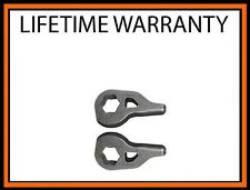 Two New Torsion Front End Lift Key-12 Dodge Ram 1500 4x4 3in Lifted Kit 4WD