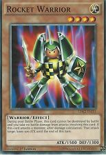 YU-GI-OH CARD: ROCKET WARRIOR - LDK2-ENJ13 1ST EDITION