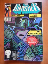 THE PUNISHER #34 Marvel Comics  [SA42]