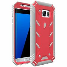 Poetic Revolution Without Built-In Screen Protector Case For Galaxy S7 Edge Pink