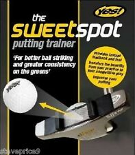 YES GOLF SWEETSPOT PUTTING DA GINNASTICA DISPOSITIVO DI PRATICA