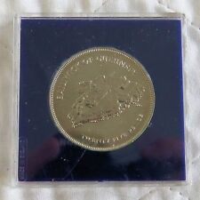 GUERNSEY 1977 SILVER JUBILEE 25 PENCE CROWN - in spink style case
