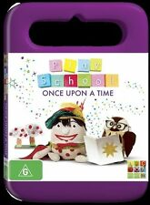 Play School - Once Upon A Time DVD ss Region 4