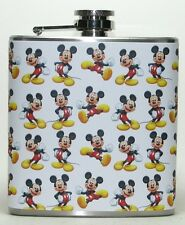 MICKEY MOUSE PARTY DISNEYLAND DISNEY BAR HIP FLASK FLASKS BIRTHDAY GIFT GIFTS