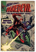 Daredevil 35 - Silver-Age Classic - High Grade 8.0 VF
