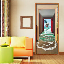 Garden Secret Home Wall Sticker Mural Door Life Decoration Decal 86cm x 200cm