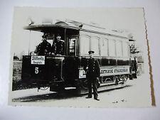 GER1053 - 1896 LEIPZIGER ELEKTRISCHE TRAM No5 PHOTO Deutsche Straßenbahn