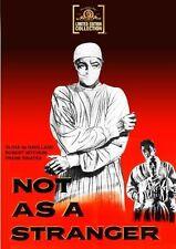 Not As a Stranger 1955 (DVD) Olivia de Havilland, Robert Mitchum - New!