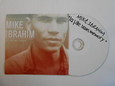 MIKE IBRAHIM : LA FILLE SANS MEMORY [ CD SINGLE ] ~ PORT GRATUIT
